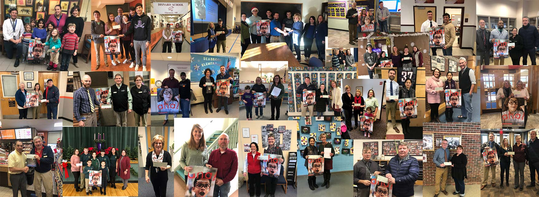 EAG Recipients collage