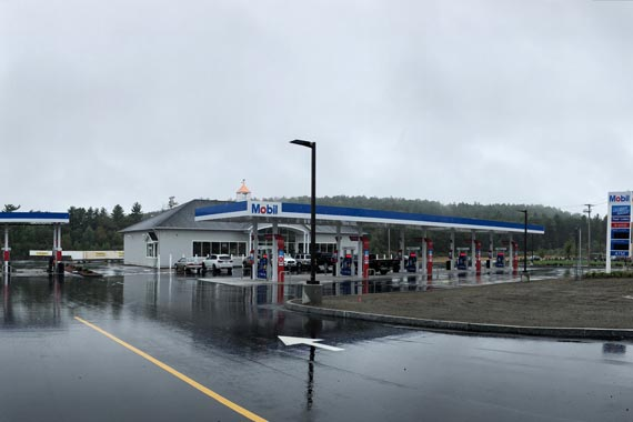 Lancaster mass storefront
